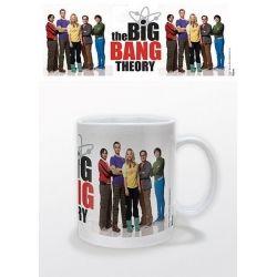 Taza Big Bang Theory, elige entre 6 modelos diferentes!
