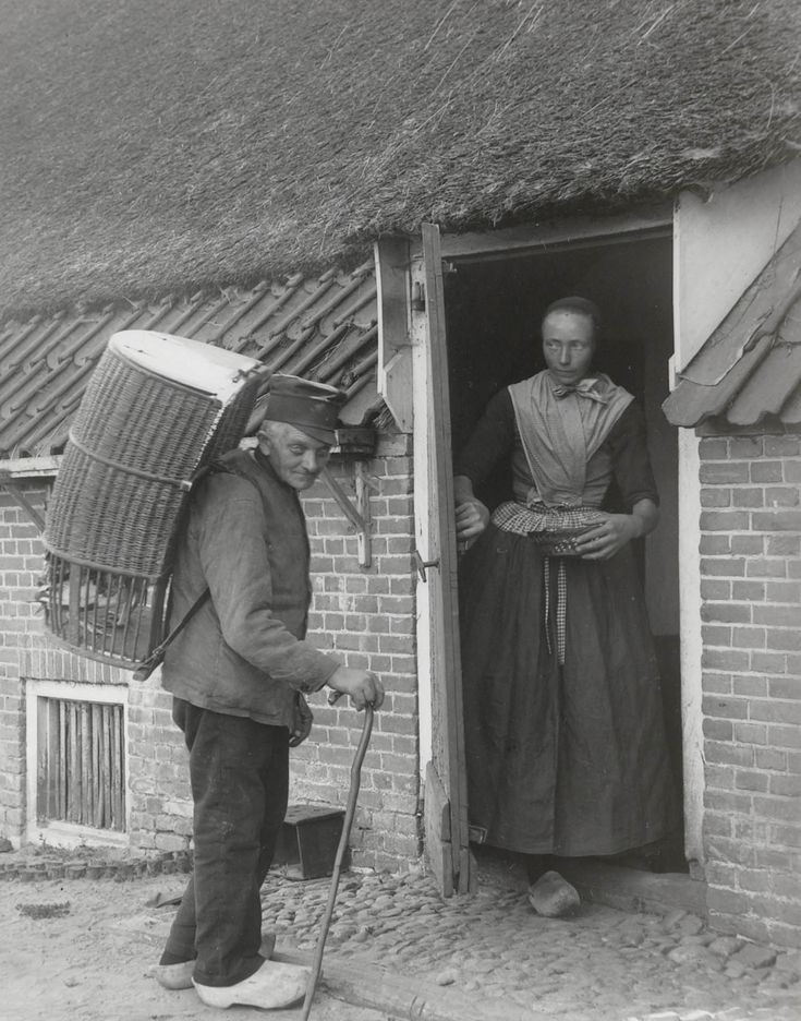 Marskramer in 1899.