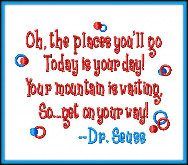 23 best Dr Seuss sayings images on Pinterest Dr suess, Quotable - best of invitation wording graduation