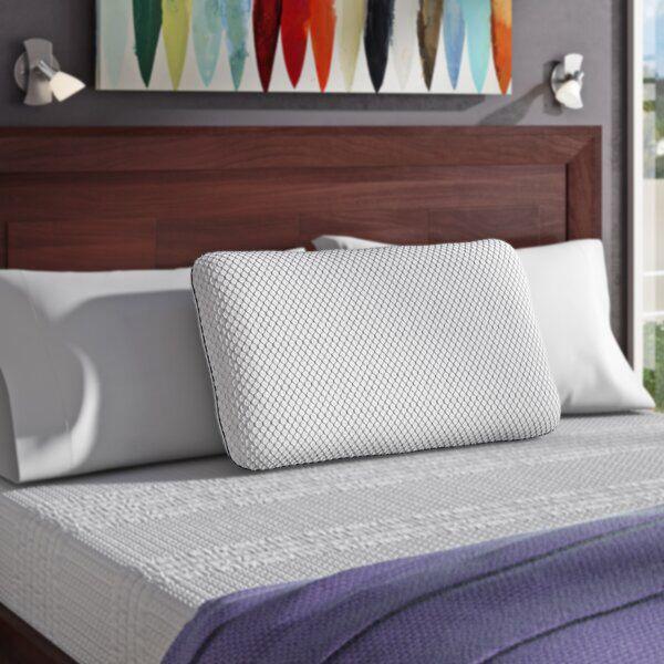 Prescott Medium Memory Foam Cooling Bed Pillow In 2020 Bed