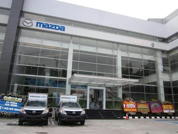 Dealer Mazda Tangerang | Dealer Mazda Indonesia