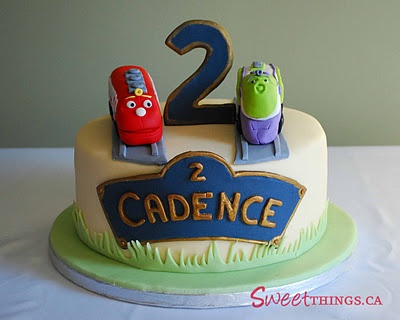 Best Zos Nd Bday Images On Pinterest Birthday Party Ideas - Chuggington birthday cake