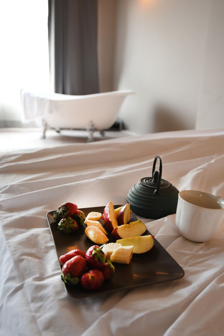 Healthy start pack at your disposal | Deluxe Athenian Suite