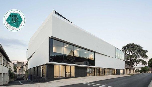 Antonio virga architecte centre dhébergement et daccueil international chai