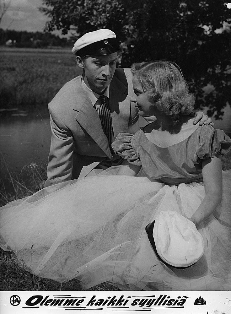 Veijo Pasanen ja Aino-Maija Tikkanen *Olemme kaikki syyllisiä 1954