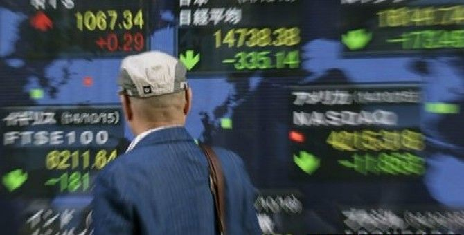 Share prices across Europe continue to slide