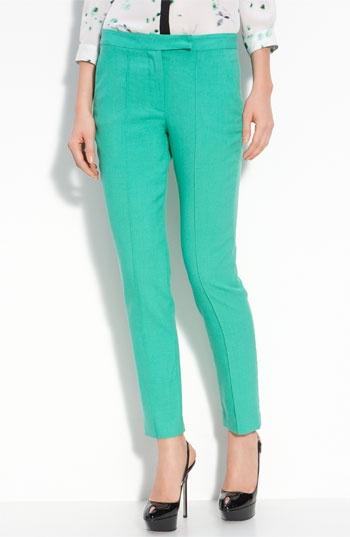 pretty colorWomen Pants, Nordstrom Flagship, Alc, A L C, Pretty Colors, Blends Pants, Jasper, Pistachios Pants, Wool Blends