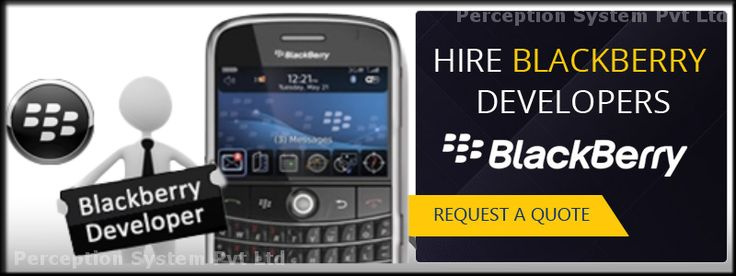 Hire Skilled Blackberry Developer to get Blackberry WebWorks App	We all know that Blackberry WebWorks is an application platform that allows mobile app developers to create a dynamic as well as standalone application with the help of modern and standardized web technologies. Today, the demand for Blackberry WebWorks application development service is increasing constantly as almost Blackberry users are looking to get such application that based on Blackberry WebWorks.
