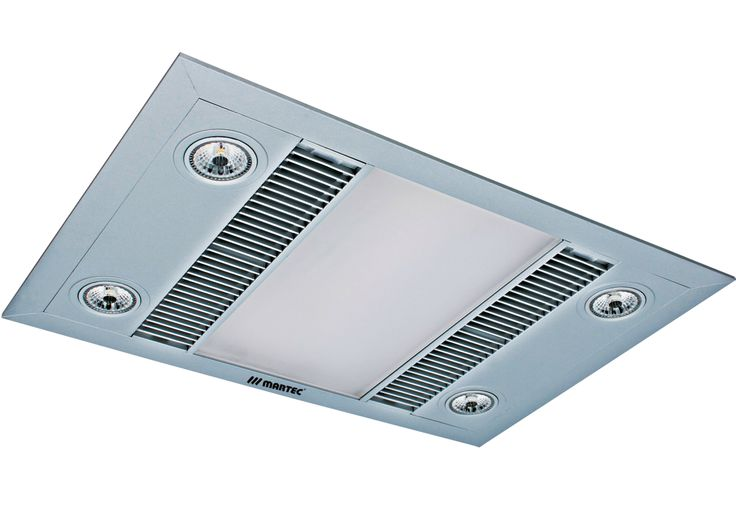 A High Extraction 3 In 1 Bathroom Heater And Exhaust Fan