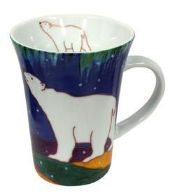 Dawn Oman Sky Watchers Porcelain Mug