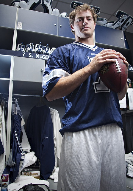 Stephen Mcgee - A (former) Dallas Cowboys Quarterback and a good ol' Ag.