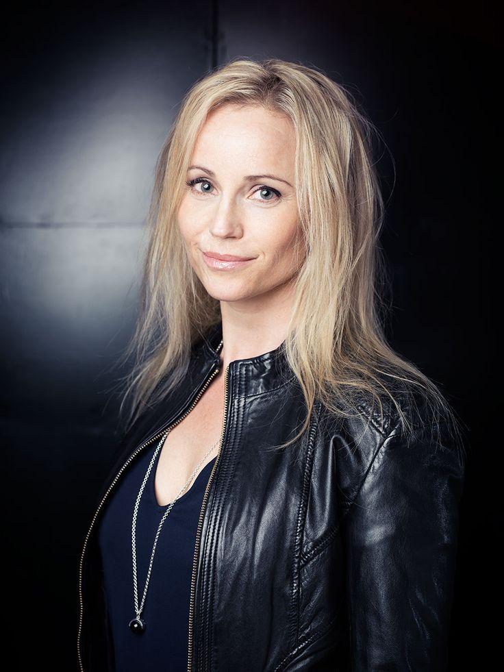 Sofia Helin  (Saga Noren in Broen)