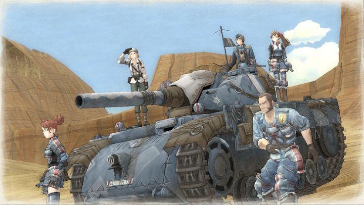 """El juego de estrategia militar: """"Valkyria Chronicles"""" arrivara pronto al juego de estrategia militar para móviles: """"World of Tanks Blitz"""", juego que es un spin-off del juego multijugador online: """"World of Tanks"""". Las compañías Wargaming y Sega anunciaròn dicha colaboración con un tráiler, aunque se desconoce que tanto abarcara dicha colaboración. Se presume que veremos …"""