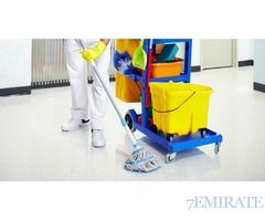 HAVE YOUR OWN VISA? LOOKING FOR PART TIME CLEANERS-URGENT
