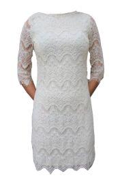 Love it!! kanten jurkje net binnen uit Frankrijk Mooie mode voor mooie prijsjes #kant #jurkje #kleding #mode