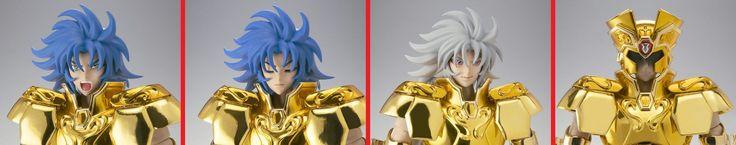 BANDAI – Myth Cloth Saint Seiya EX – Gemini Saga | Animetoys Milano – Modellismo, Action Figures, Statue e Busti in resina, Kit in Plastica