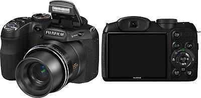 Fuji S1730 12MP Digital Bridge Camera Fujifilm FinePix - New - Ex Display!