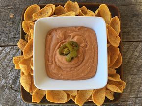 Top Secret Recipes | Fritos Hot Bean Dip Copycat Recipe