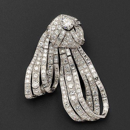 deco brooch images high iamoremio diamond vintage best cartier and gemstones pinterest art on jewelry
