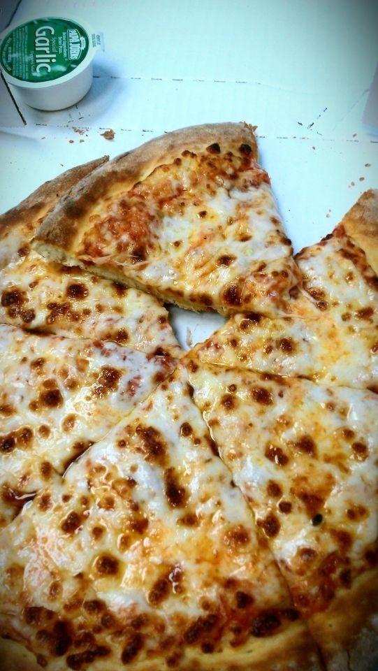 Looks delicious! Love pizza!:)