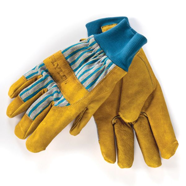 Keep Hardworking Hands Happy     These insulated gloves handle just about any task – gardening, chopping wood, shoveling snow, even skiing. They'll help protect your hands as you work. Plus, the palm of each glove is crafted of leather that is waterproof!     Its insulated lining gives you a warmer, thicker and hardier glove   Back of hand is made of canvas with leather fingertips   China