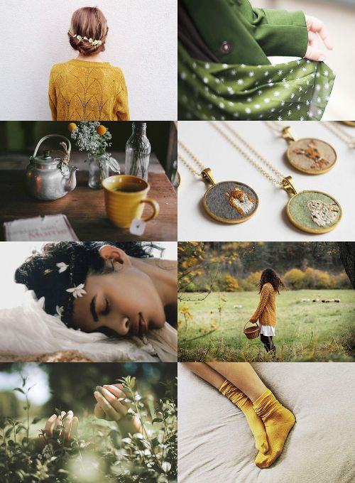 middle earth aesthetics | ladies of the shire