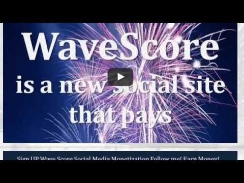СоцСеть Wave Score: как настроить гостевую страницу и плейлисты