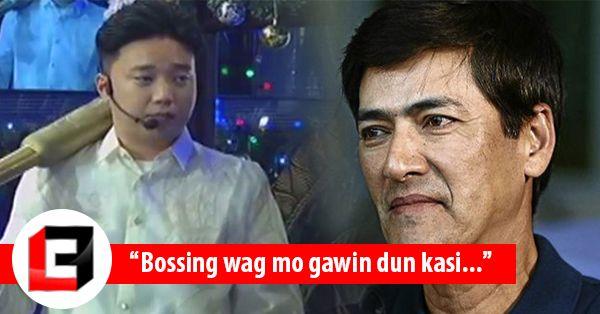 """""""Baka matanggal ako dito"""" Ryan Bang May Mensahe Para Kay Bossing Vic Sotto Na 'Di Inasahan Ng Madlang Pipol!"""