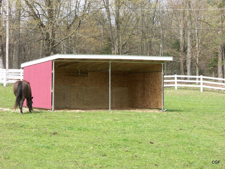 Portable Horse Shelter Kits : Best images about horses shelters on pinterest