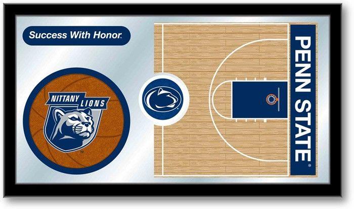 Penn State Nittany Lions Basketball Sports Team Mirror at SportsFansPlus.com. Visit website for details!