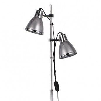 Nowoczesna lampa stojąca z serii Elvis - producent Ideal Lux. #Ideal_Lux #Elvis #lampy_stojące #nowoczesne_lampy #modne_lampy #design #interior #oświetlenie #lampy_kraków #abanet_kraków