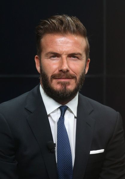 David Beckham - Prince William and David Beckham Team Up
