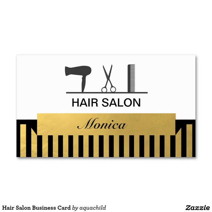 128 best Hair Salon Business cards images on Pinterest