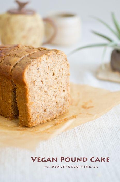 パウンドケーキの作り方