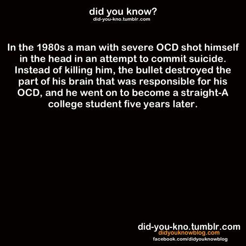 OCD cured
