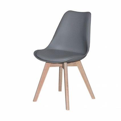 Jerry szék szürke/tölgy – Étkezőszékek - ID Design Életterek - Étkező