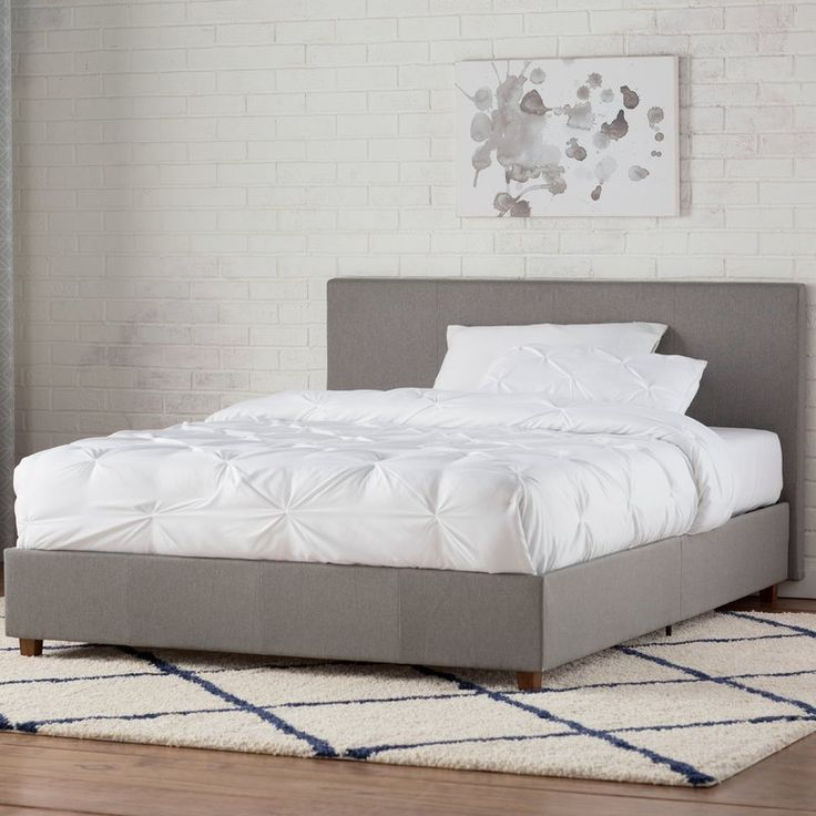 Mammoth Lakes Upholstered Platform Bed
