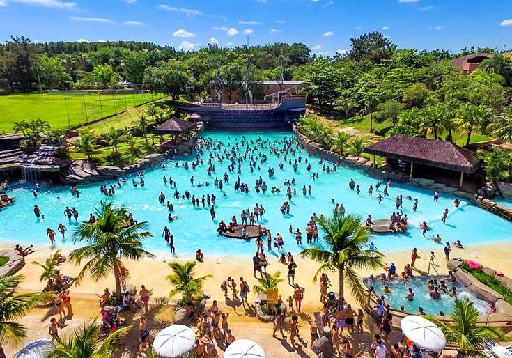 Quem está em busca de bom passeio para os finais de semana de junho tem diversão garantida no Thermas Water Park, um dos principais parques aquáticos do país