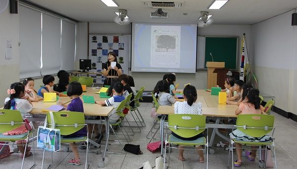광양공공도서관, 여름학기 학생강좌 운영
