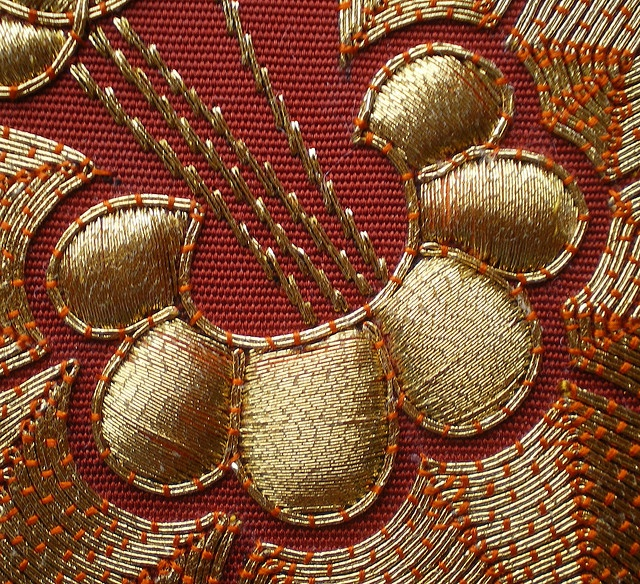 Gold work embroidery | Recent Photos The Commons Getty Collection Galleries World Map App ...