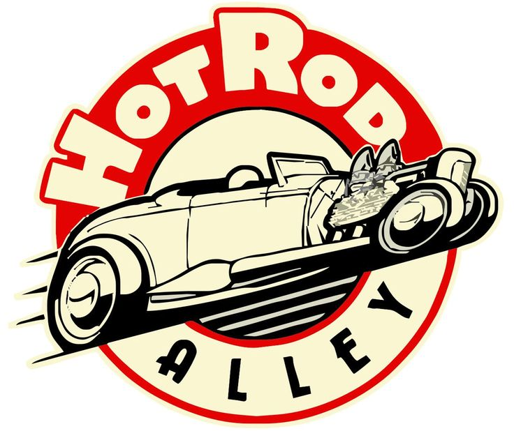 old hot rod logos - Google Search