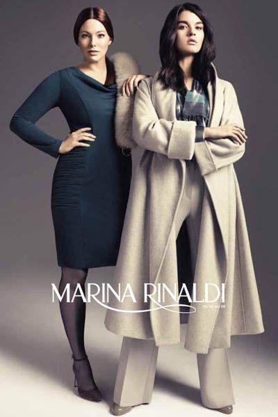 Marina Rinaldi Fall Winter 2011 Ad Campaign