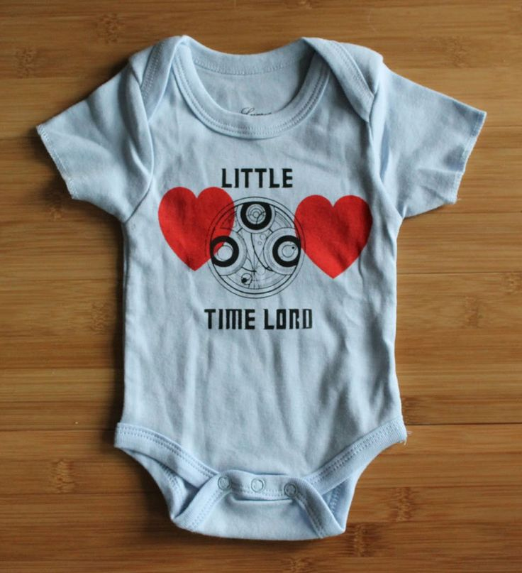 People have shown a lot of love for this onesie and it is great for any Doctor who fan. Our bodysuits have been show stealers at many baby showers! Only at supersweetshirts.com