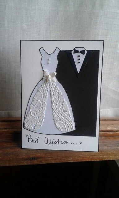 Wedding Postcard for my friend!