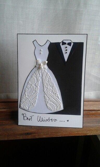 Wedding Postcard for my friend!