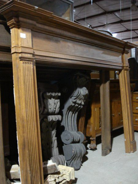 Antique Wood & Marble Carved Fireplace Mantels for Sale in PA | Oley Valley  Architectural Antiques - 17 Best Ideas About Fireplace Mantels For Sale On Pinterest