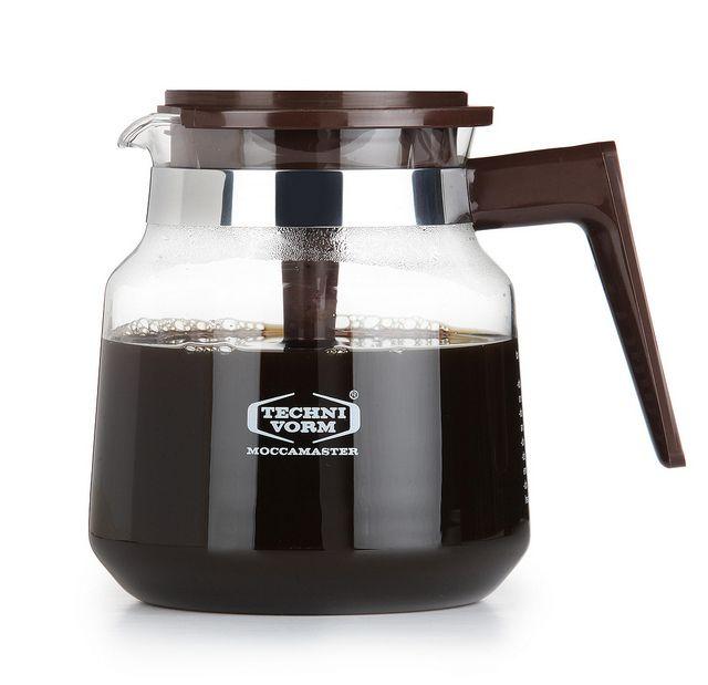 Moccamaster Glass Jug KB741 1,25 L Brown