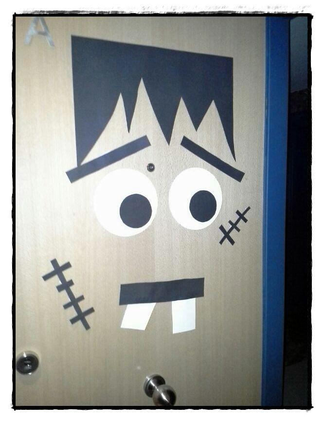 Decoraci Ef Bf Bdn Puerta Clase