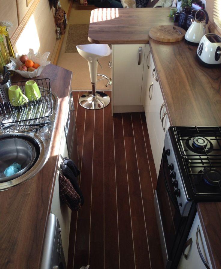 58ft Cruiser Stern Narrowboat, Cambridge