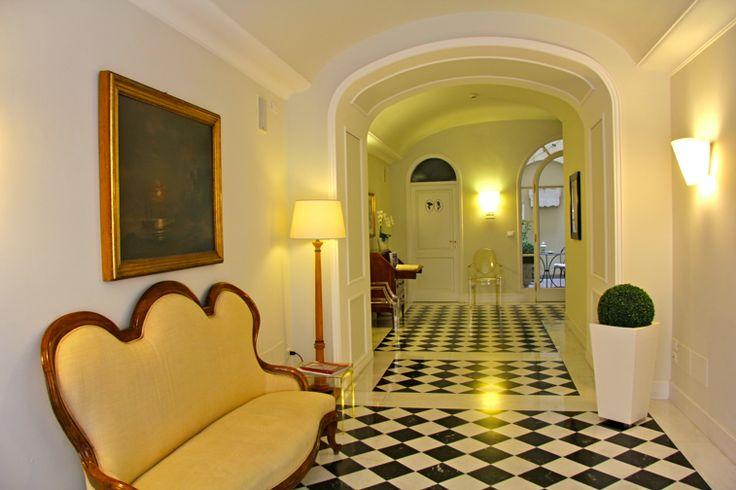 Residence Hilda/Florence/Italy.  #hotel #stylish #residence #italy